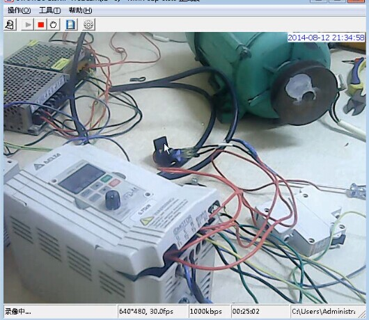 elt变频器实物接线图
